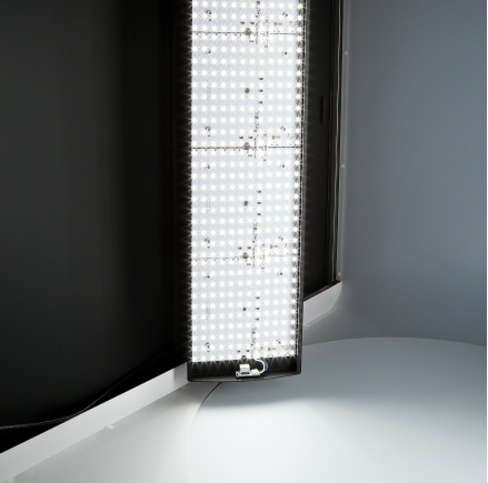 IN- HOUSE PRODUCED LED LIGHTS